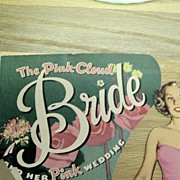 The Pink Cloud Bride And Her Wedding Paper Dolls