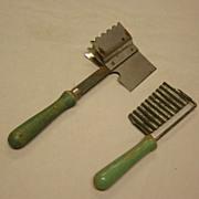 Vintage Hand Shredder And Meat Tenderizer