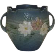"Roseville Pottery ""Cosmos"" 649-3 Jardiniere"