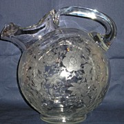 Cambridge Wildflower Ball Pitcher