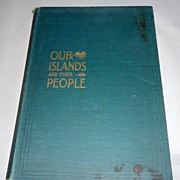 Vol II – 1899 book - Our Islands and Their People as Seen with Camera and Pencil