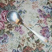 Gorham Elmwood 1915 Roslyn Silverplate Sugar Spoon