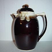 Pfaltzgraff Gourmet Royale Brown Drip Coffee Pot