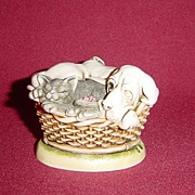 Harmony Kingdom Treasure Jest Box Pecking Order