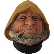 SOLD Bossons Old Salt Wall Mask Head Plaque