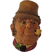Bossons Paddy 2nd Version Wall Mask Head Plaque