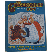The Gingerbread Boy Animated Children's Book By Julian Wehr