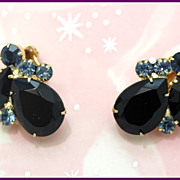 Juliana DeLizza & Elster Clip Earrings