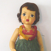 Pat Pending Terri Lee Hawaiian Girl in Box