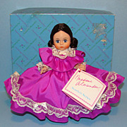 1990 Melanie Doll Scarlett Series GWTW 627 Madame Alexander Minty