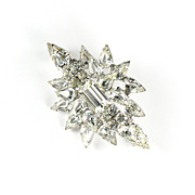 Crystal Rhinestone Pin