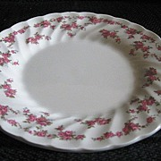 "Franciscan China ""Brides Bouquet"" Dinner Plate"
