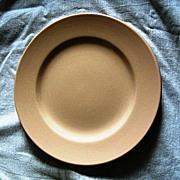 """Mayer China Mayan Ware 7 1/4"""" Plate Restaurantware Tan"""