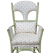 Spectacular Richard Mulligan Americana Designer Country Arm Chair
