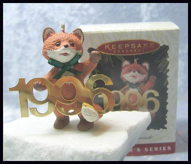 Hallmark Fabulous Decade Fox 1996