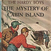The Mystery of Cabin Island - The Hardy Boys Book