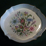 Ansley England Bone China Pin Dish