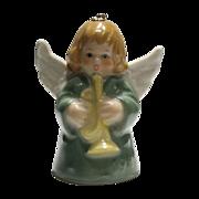 Goebel Angel Bell Ornament Dated 1985