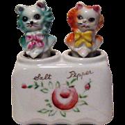 Cat Nodder Salt and Pepper Shakers