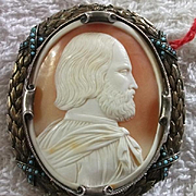 Wonderful Cameo of Giuseppe Garibaldi