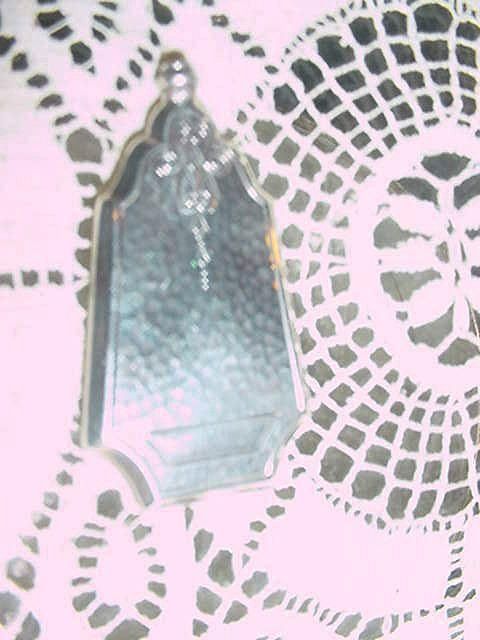 Sterling Silver Perfume Bottle
