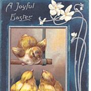 A Joyful Easter - Baby Chicks