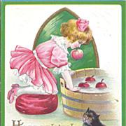 Hallowe'en Pleasures - Child - Black Cat