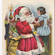 """A Joyous Christmas"" - Santa Claus - Christmas"