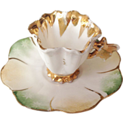 Miniature RS Prussia Doll Size Cup & Saucer