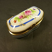 French Sevres Style Box