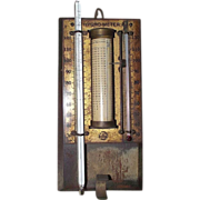 "SOLD Scientific ""Hygro-Meter"" from Phila. Thermo Co. Phila.,Pa."