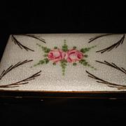 Guilloche Rose Case