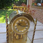 Vintage 400 Day German Koma Clock