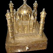 Fred Zimbalist Taj Mahal Music Box