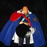 Peggy Nisbit Designer Doll Sir Winston Churchill