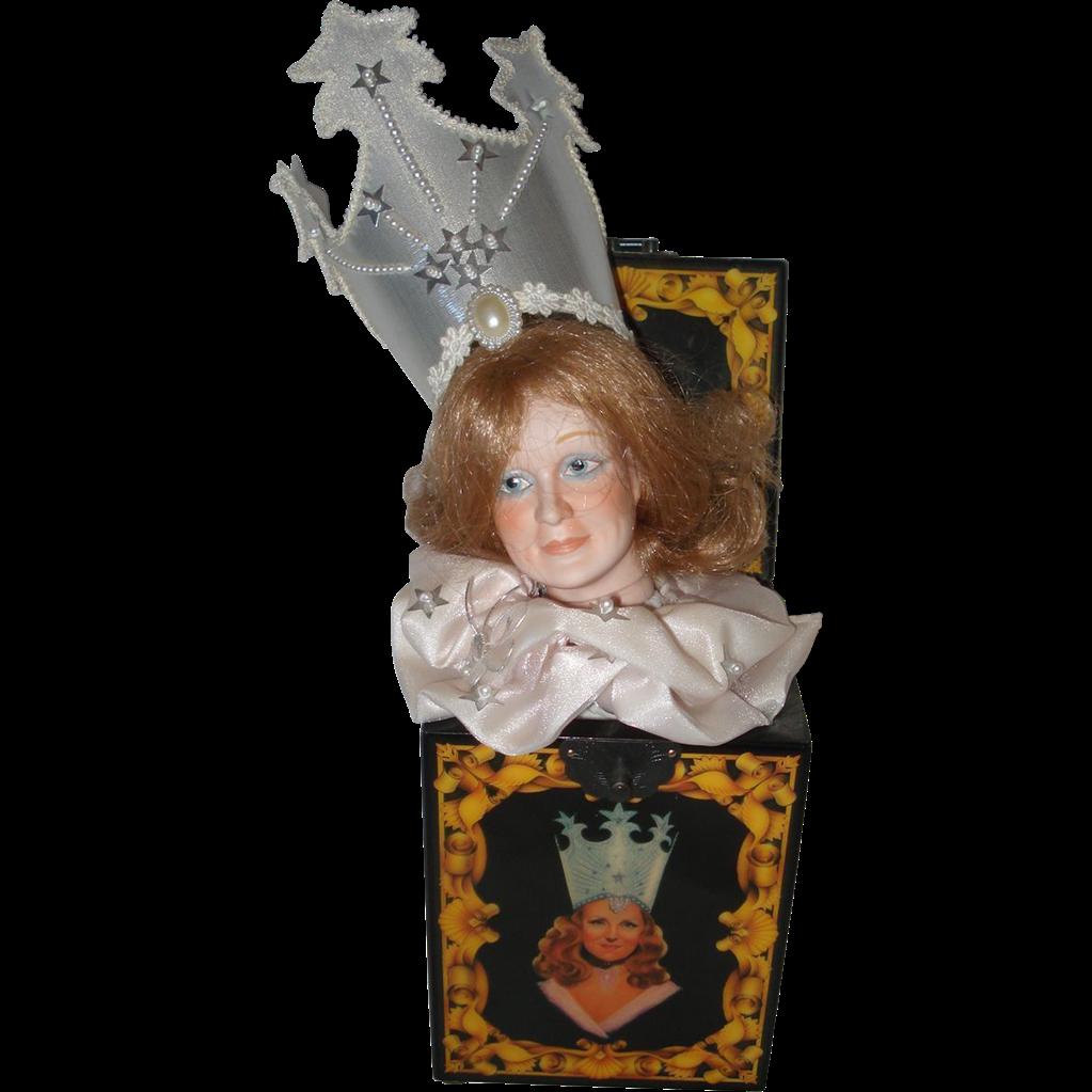 Wizard Of Oz Glenda Music Box