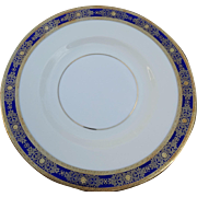 Tiffany & Company Exclusive Minton Porcelain China Pair Dinner Plates H4295 Antique