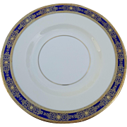 6 Dinner Plates Tiffany & Company Exclusive Minton Porcelain China  H4295 Antique