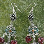 DON-LIN Fabulous Drop Dangle Earrings