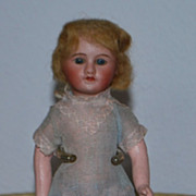 "8"" French Doll - All Original"