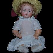 """14"""" Gorgeous Bahr & Proschild Doll"""