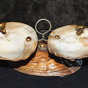 Early Victorian Atlantic City Shell  Bowls, c. 1870