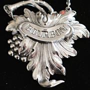 Fancy Silver Topazio Portuguese Decanter Labels (3)