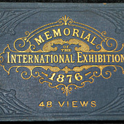 Photo Booklet, The International Exhibition of 1876
