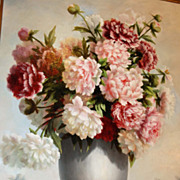 """Stunning """"Urn with Flowers"""""""
