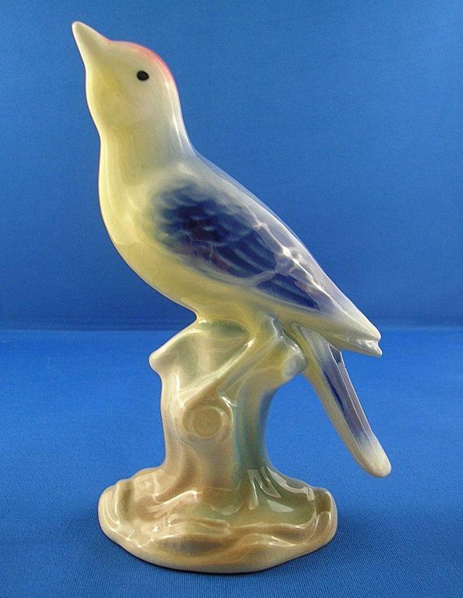 Spaulding China/Royal Copley Ceramic Bird Figurine