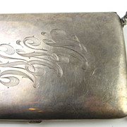 Sterling Silver Necessary Purse Wrist-Let