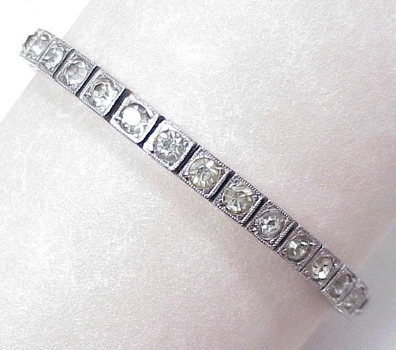 Item ID: KD Claer Paste Bracelet In Shop Backroom