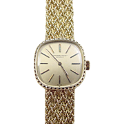 Vintage 18k Gold Ladies Audemars Piguet Watch