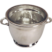 Poole Silverplate Champagne or Ice Bucket
